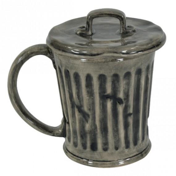 Mug poubelle d'Oscar 1 rue sésame