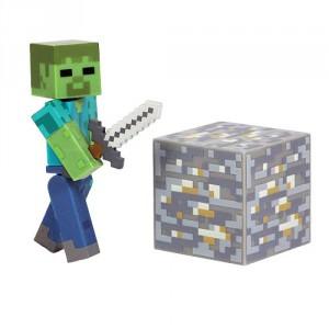 Figurine Zombie Minecraft