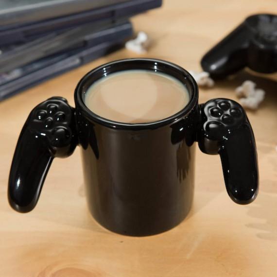 Mug Manette Game over playstation