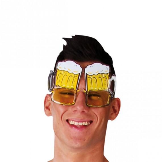 Lunettes chopes bière