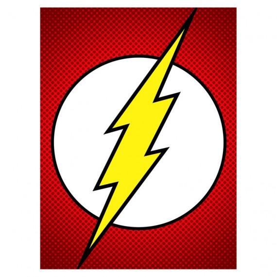 Toile flash Gordon DC Comics