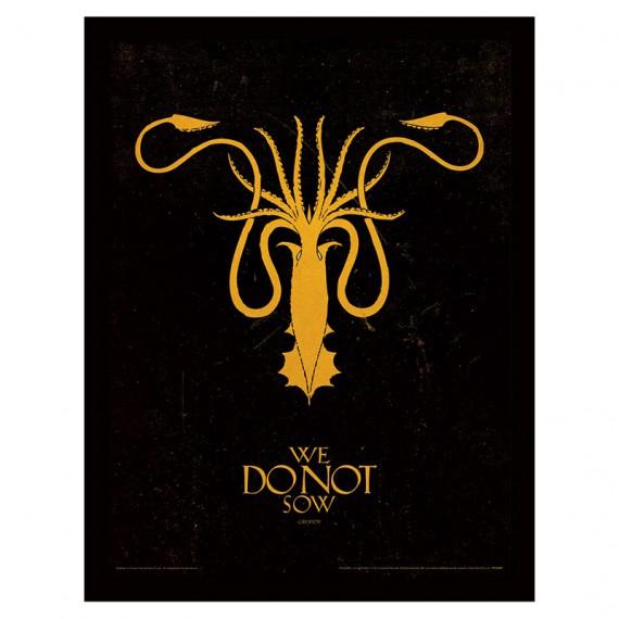 Cadre Greyjoy game of Thrones
