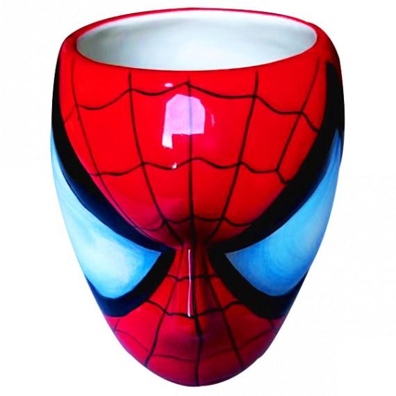 Mug Spiderman DC Comics