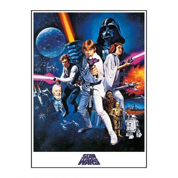 Toile Star Wars New Hope