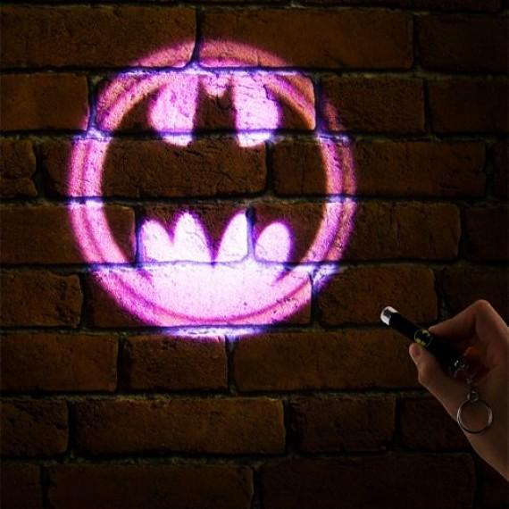 Lampe de poche Dark Knight Signal Batman DC Comics