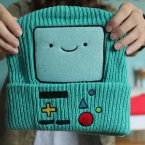 Bonnet Adventure Time Beemo