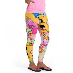 Legging imprimé Adventure Time