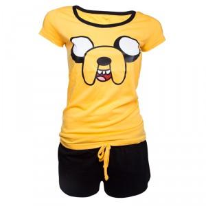 Pyjama de femme Adventure Time Jake