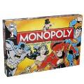 Monopoly DC Comics Retro
