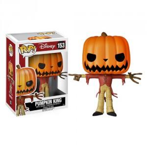 Figurine Pop! L'Etrange Noël de Monsieur Jack Pumpkin King