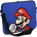 Housse Ordinateur Portable Mario Bleu