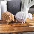 Petit Mouton en Carton Mr Pelote