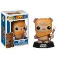 Figurine POP Bobble head Star Wars Ewok