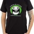 T-Shirt Sauvez un Bambou - Panda