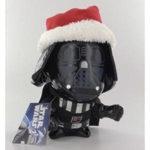 Peluche Star Wars Dark Vador de Noël