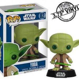 Figurine Pop Star Wars Yoda