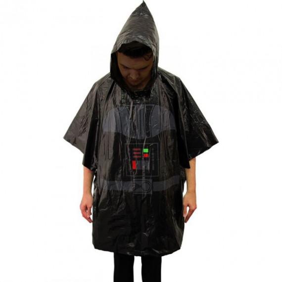 Poncho Star Wars Costume Dark Vador