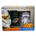 Pack de 2 Anti Stress Star Wars Dark Vador et Stromtrooper