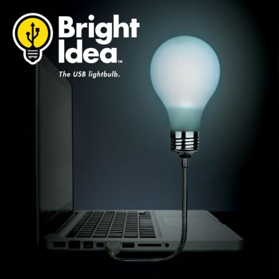 Lampe USB Ampoule