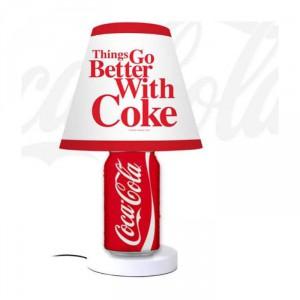 Lampe Coca abat-jour