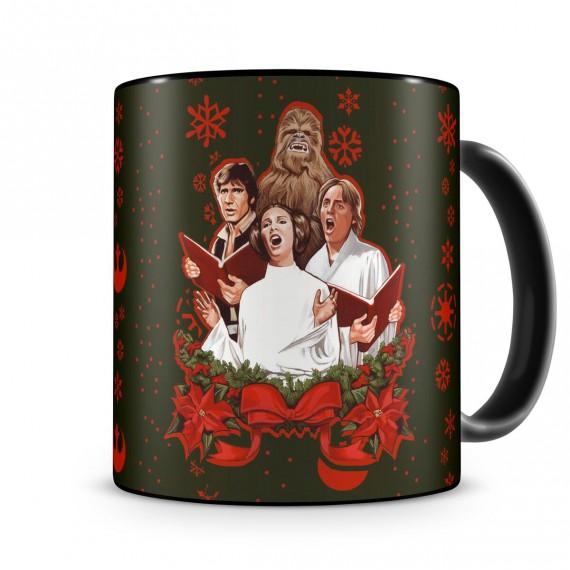 Mug Star Wars édition Noel Chorale Rebelle