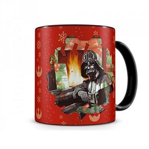 Mug Star Wars édition Noel Darth Vader Piano