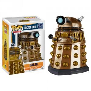 Figurine Pop Doctor Who Dalek Gold