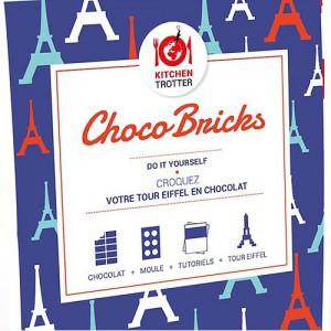 Chocobricks Tour Eiffel