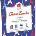 Kit Chocobricks Tour Eiffel