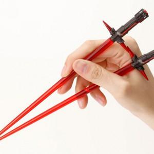 Baguettes Star Wars Sabre Laser Kylo Ren