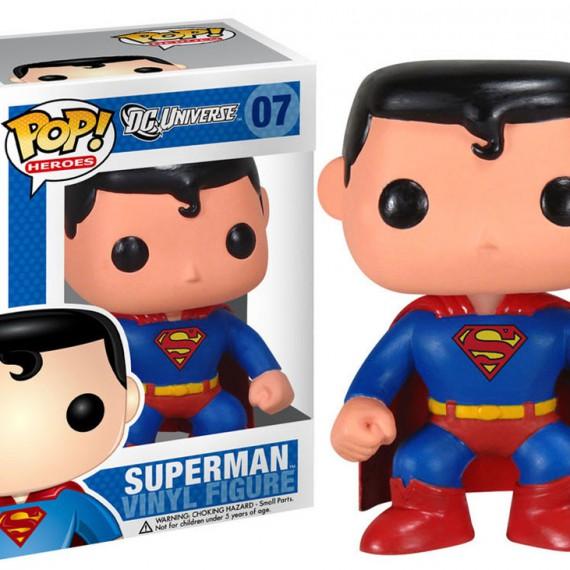 Figurine POP DC Comics Superman