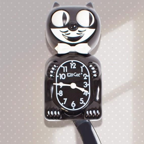 Horloge Kit Cat Noir
