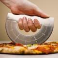 Rapporteur coupe pizza