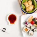 Set à sushis tête de mort