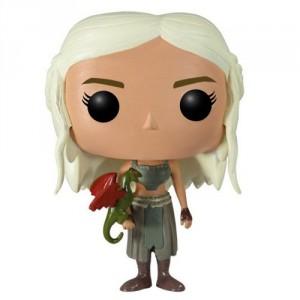 Figurine Pop! Game of Thrones Daenerys Targaryen