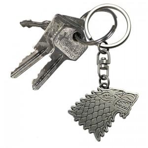 Porte-Clés Game of Thrones Logo Stark