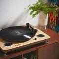 Platine Vinyle avec haut-parleurs intégrés Ion