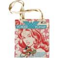 Sac shopping Cabas Wonder Woman Vintage