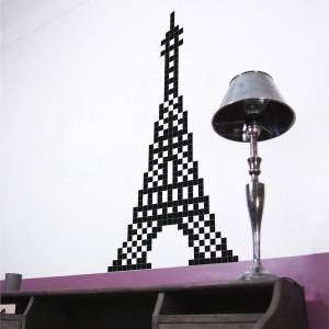 Sickers Box Paris Tour Eiffel