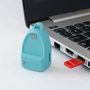 Clé USB Ryval Sac à dos bleu
