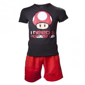 Pyjama Nintendo I Need A Power Up