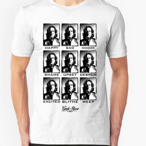 T-shirt Geek Store Rogue Emotions