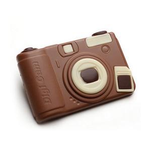 Appareil Photo en Chocolat
