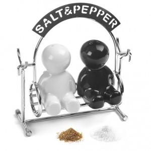 Salière et poivrière Balançoire
