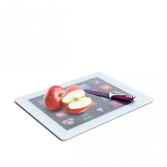 La planche à découper iPad