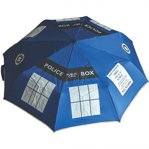 Parapluie Doctor Who Tardis