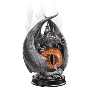 Brûleur d'encens Seigneur des anneaux Oeil de Sauron