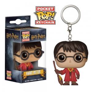 Porte-clés Funko Pop Harry Potter Quidditch