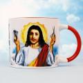 Mug Thermoréactif Jésus