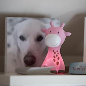 Lampe veilleuse Girafe